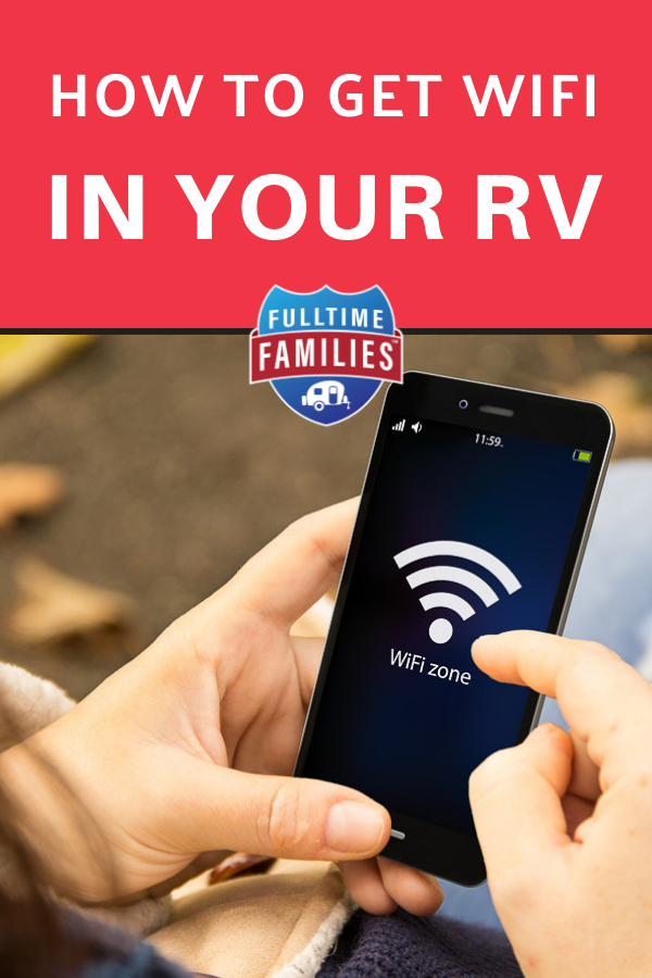 Free Wi-fi In Your RV