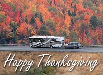 Thanksgiving Dinner in an RV: 5 Ways to make it Work