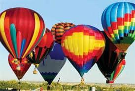 2018 Balloon Fiesta Rally Albuquerque NM