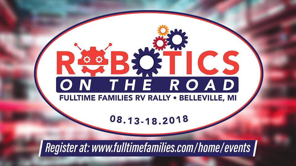 Robotics on the Road Rally - 2018 - Belleville MI