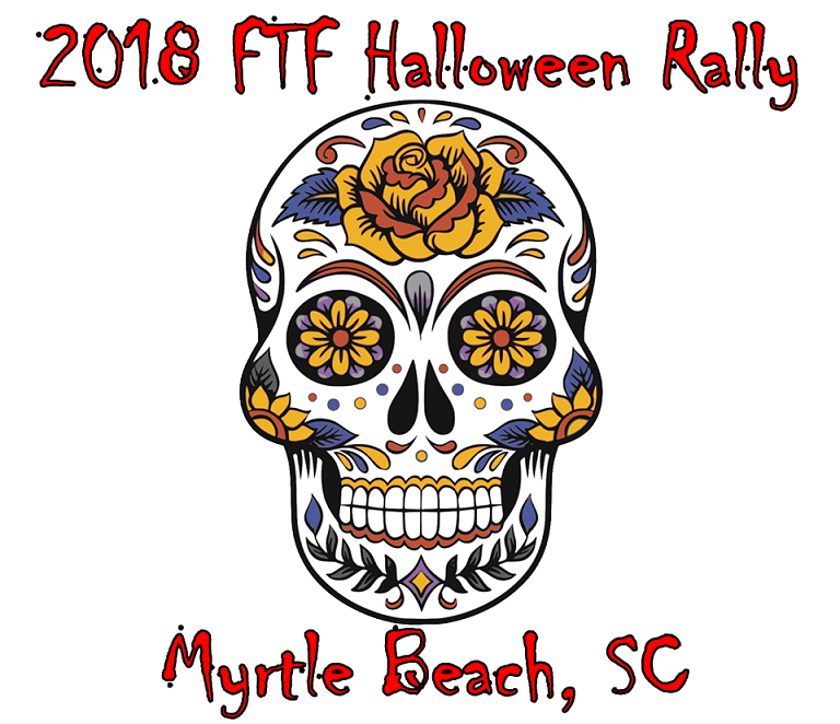 2018 Destination:  Halloween Rally