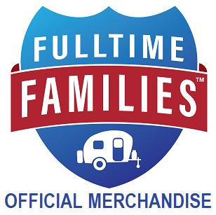 Official Merchandise for Fulltime Families