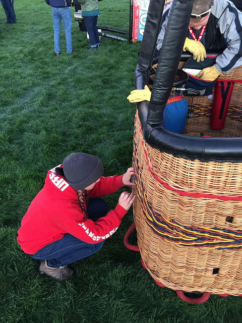 Fulltime Families at the Albuquerque Balloon Fiesta 4