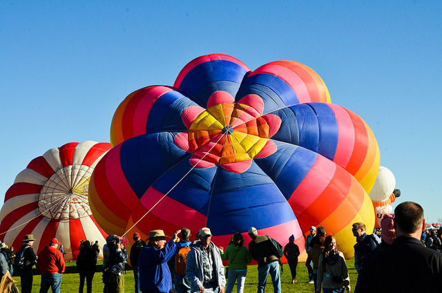 Fulltime Families at the Albuquerque Balloon Fiesta 8