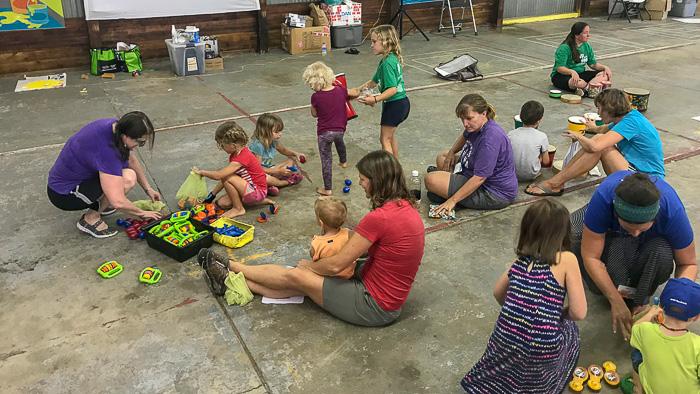 Fulltime Families Rally roadschooling