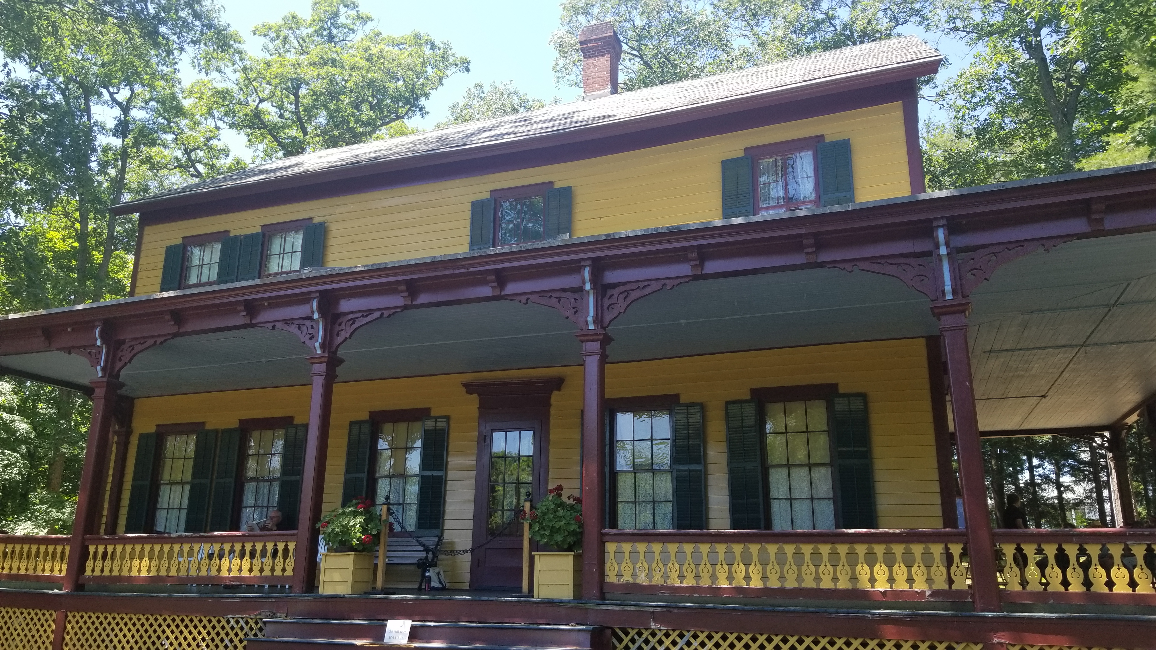 Grant Cottage State Historic Site (Roadschool Guide) 1