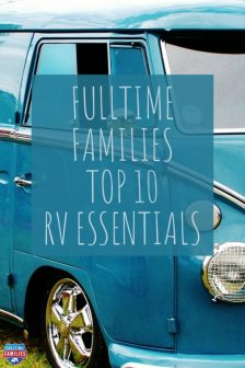 Top 10 RV Essectials for your new RV