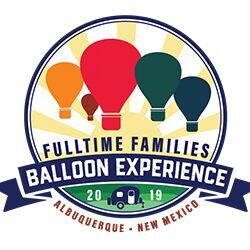 2019 Fulltime Families Balloon Experience - Sold Out 1