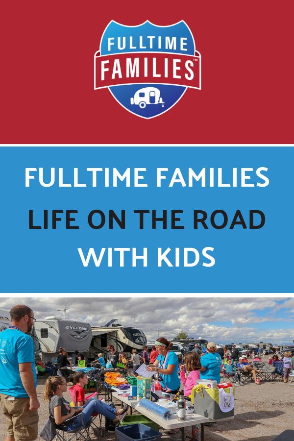 Learn our top tips for life on the road with kids as a full-time RV living family. From homeschooling resources and ideas for a great adventure to top tips for RV camping and supplies. #rv #rvliving #rvlife #rving #camping #travelwithkids #fulltimefamilies