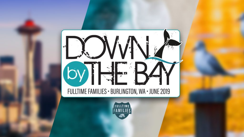 2019 Fulltime Families Down by the Bay Hang out 1
