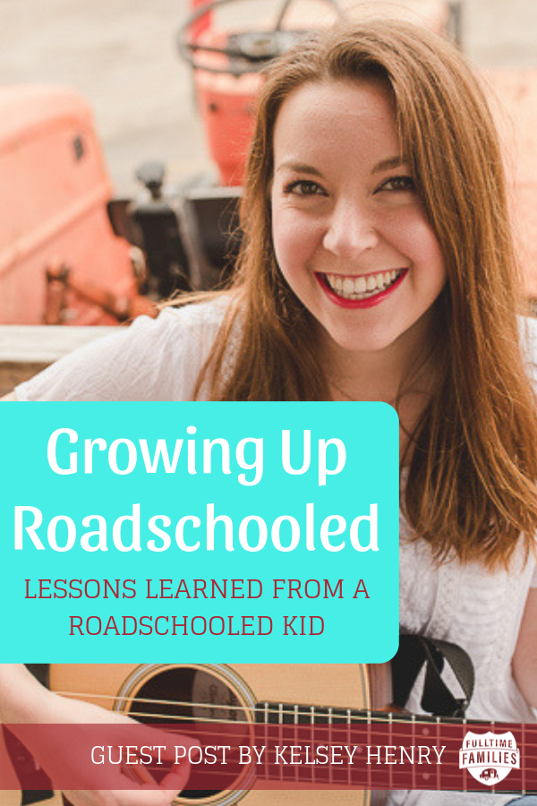 Growing Up Roadschooled