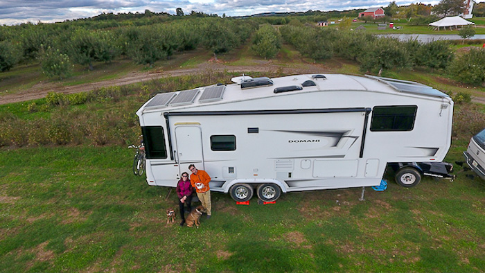 Taxes for RV living
