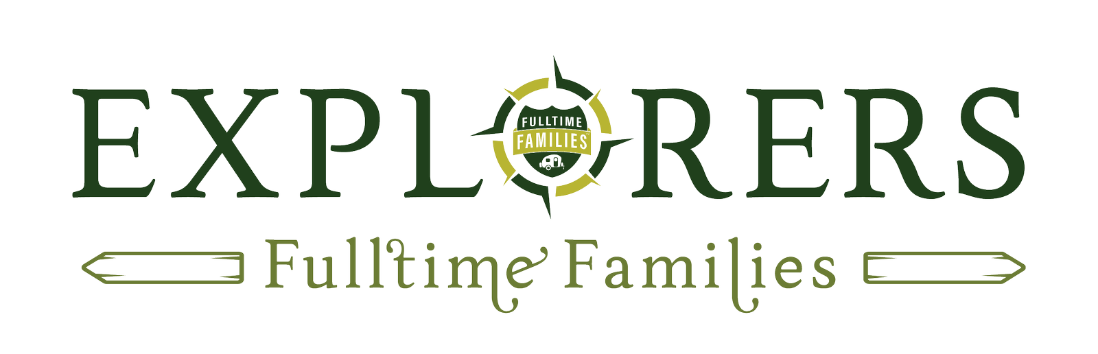 Fulltime Families Explorers Program Badge