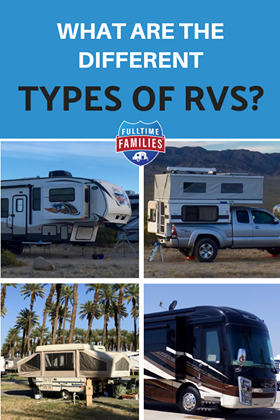 Types of RVs