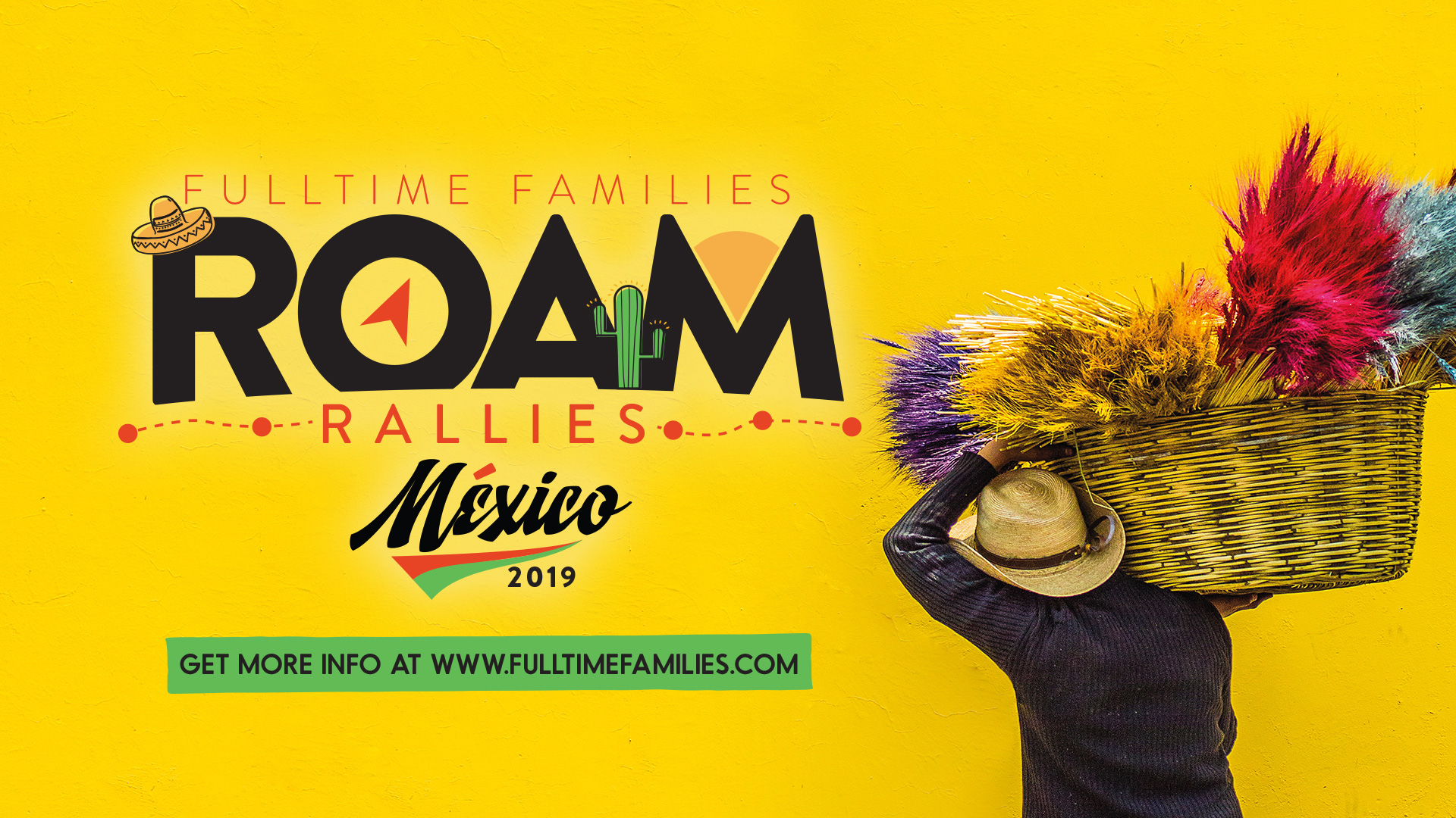 2019 Fulltime Families Mexico ROAM Rally 1