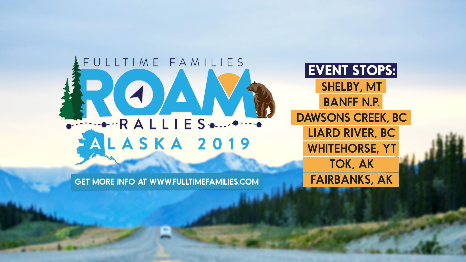 2019 Alaska Rally