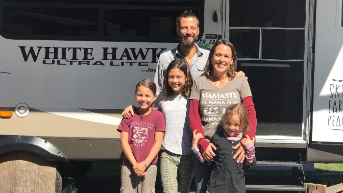 RV Living With Kids – How This Family Makes It Work So Well!