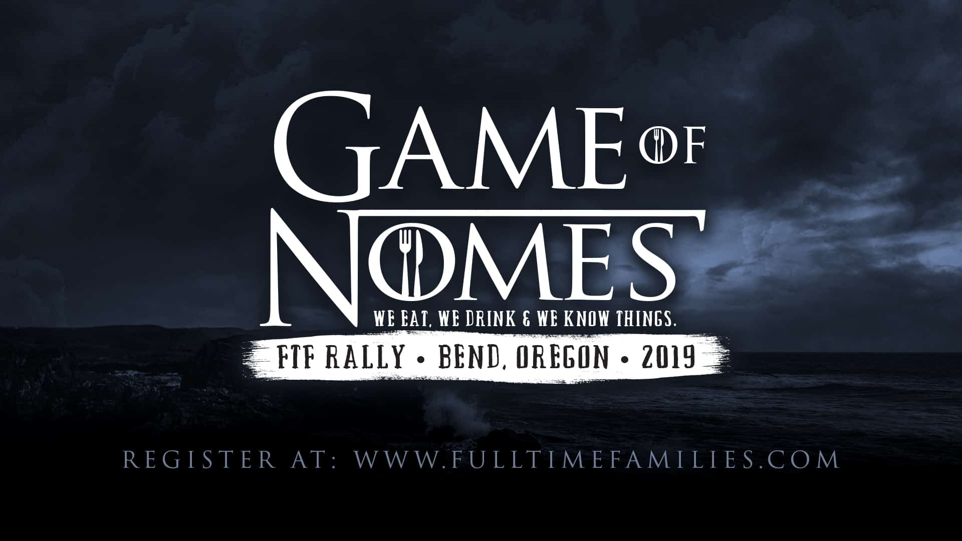2019 Fulltime Families Game of Nomes Rally 1
