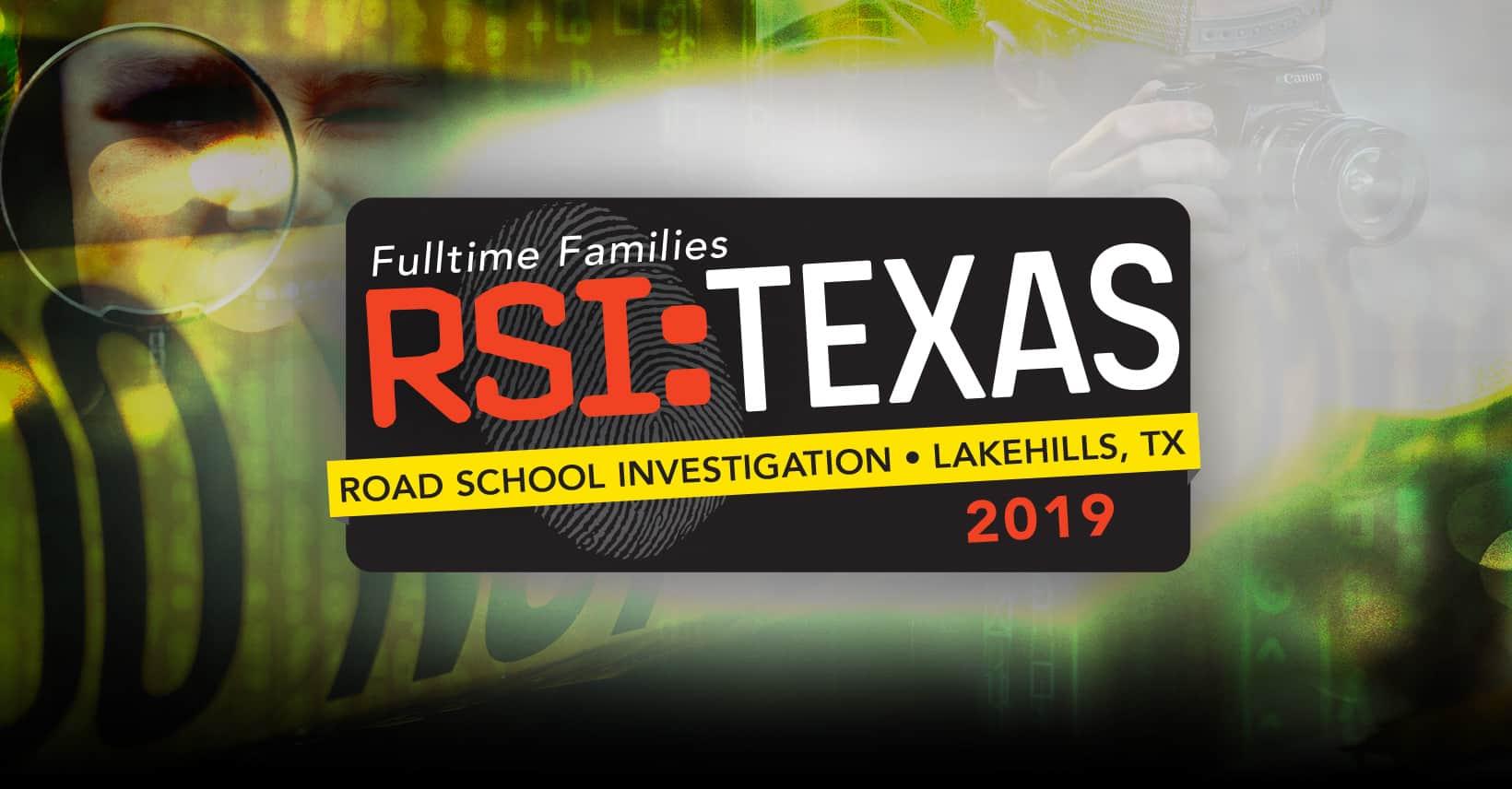 2019 Fulltime Families RSI: Texas Rally 1