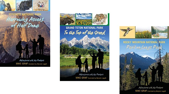 Author Spotlight: Mike Graf 1