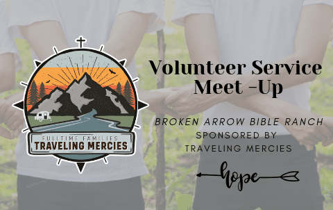 2019 Fulltime Families Broken Arrow Service Project - Sponsored by Traveling Mercies 1