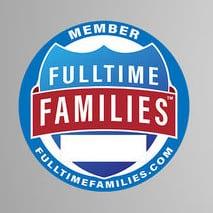 Fulltime Families Membership Sticker