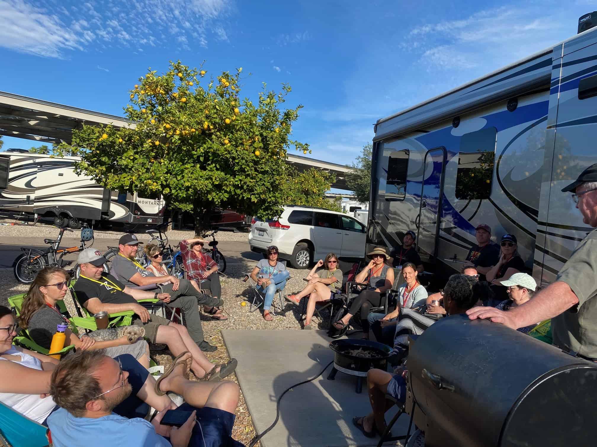 2020 Southwest Family Reunion Rally Recap